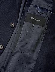 Matinique - MAgeorge - enkelknäppta kavajer - ink blue - 4