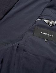 Matinique - MAjonathan - single breasted blazers - dark navy - 4