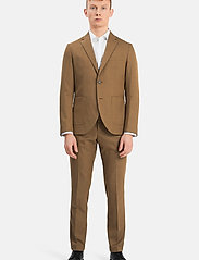Matinique - MAgeorge - single breasted blazers - nutmeg - 5
