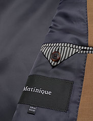 Matinique - MAgeorge - single breasted blazers - nutmeg - 6