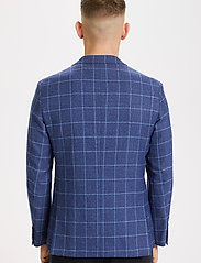 Matinique - MAgeorge - single breasted blazers - dust blue - 4