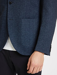 Matinique - MAgeorge Jersey - single breasted blazers - dark navy - 5