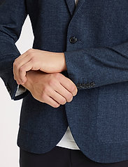 Matinique - MAgeorge Jersey - single breasted blazers - dark navy - 6