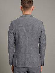 Matinique - MAgeorge - single breasted blazers - dark navy - 4