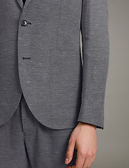 Matinique - MAgeorge - single breasted blazers - dark navy - 5
