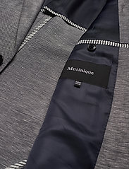 Matinique - MAgeorge - single breasted blazers - dark navy - 8