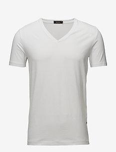 Madelink - basis-t-skjorter - white