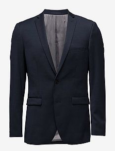 George F - single breasted suits - dark navy