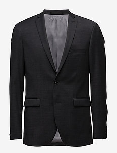 George F - single breasted suits - forged iron