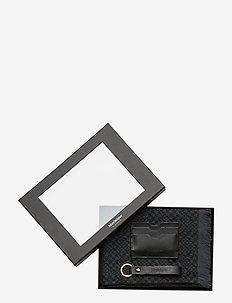 Scarf Gift Box - BLACK