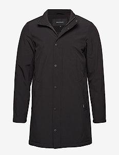 Danny - padded jackets - black