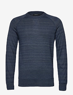 Sport Spring Knit - basic knitwear - dark navy