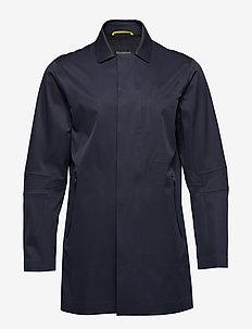 Wolt - trenchcoats - dark navy