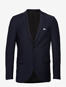 Jonathan - single breasted suits - navy blazer