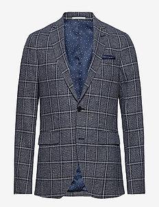 George - single breasted blazers - dust blue