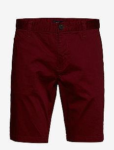 Pristu SH - chinos shorts - brick red