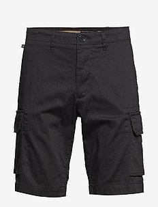 Cargo Short - casual shorts - black