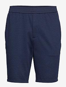 Pete SH - casual shorts - dark navy