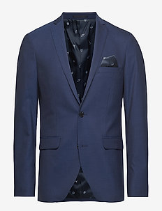 George F Clear Blue Suit - DARK NAVY