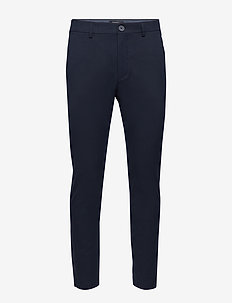 Paton Pant - suit trousers - dark navy