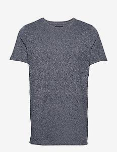 Jermane - podstawowe koszulki - dark navy