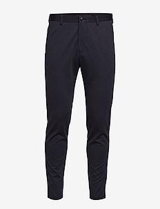 Paton Jersey Pant - suitbukser - dark navy
