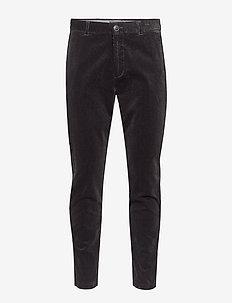 Paton Pant - spodnie na co dzień - black
