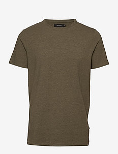 Jermalink - basic t-shirts - light army