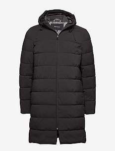 Rogan L Quilted Tech - BLACK