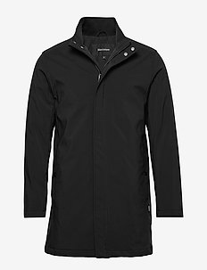Miles NN Winter car Coat - BLACK