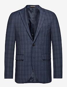 George F - single breasted blazers - estate blue