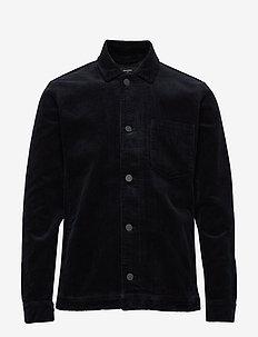 StephenMA - overshirts - dark navy