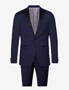 Tuxedo - yksiriviset puvut - dark navy