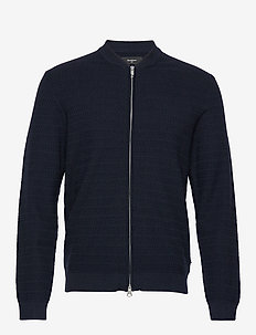 MAcardoB - basic-strickmode - dark navy