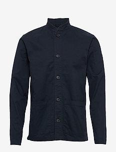 MAjules - basic shirts - dark navy