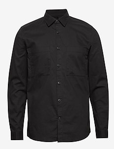 MAuti - basic shirts - black