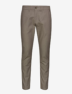 MApristu - suitbukser - warm khaki
