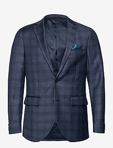 MAgeorge F - single breasted blazers - dust blue