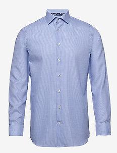 MAmarc N - koszule w kratkę - chambrey blue