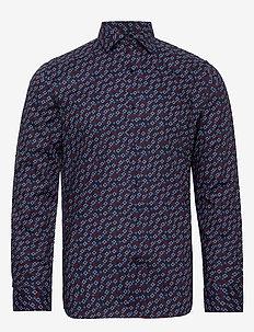 MAtrostol B1 - avslappede skjorter - brick red