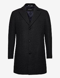 MAmalto N - manteaux de laine - medium grey melange
