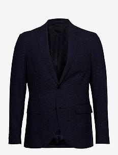 MAgeorge F - enkeltkneppede blazere - ink blue
