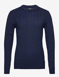 MAtriton - basic knitwear - blueprint