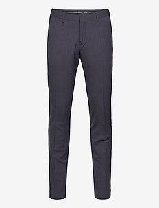 MAvincent - suit trousers - dark navy