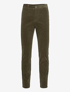 MApaton Pant - casual byxor - ivy green