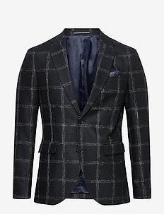 MAgeorge - enkeltkneppede blazere - dark navy