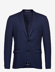 MAgeorge Jersey - blazers à boutonnage simple - ink blue