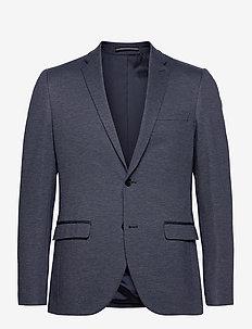 MAgeorge Jersey - enkeltkneppede blazere - dust blue