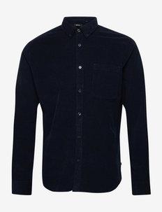 MAtrostol BD - basic skjorter - dark navy