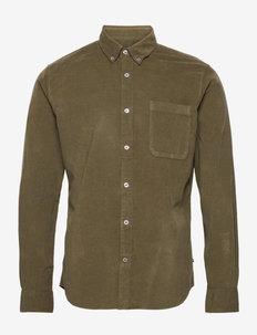 MAtrostol BD - basic skjorter - ivy green